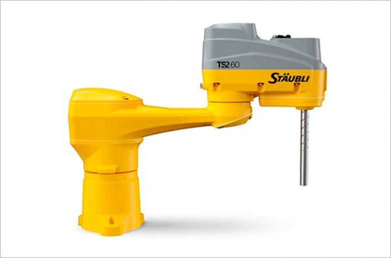 Staeubli_TS2_Industrieroboter