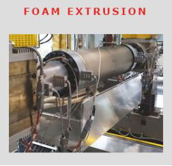 Promix Solutions - Foam extrusion