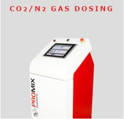 Promix Solutions - Gas dosing stations